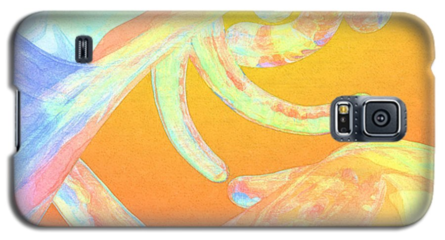 Abstract Galaxy S5 Case featuring the photograph Abstract Number 1 by Peter J Sucy