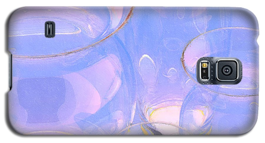Abstract Galaxy S5 Case featuring the photograph Abstract Number 18 by Peter J Sucy