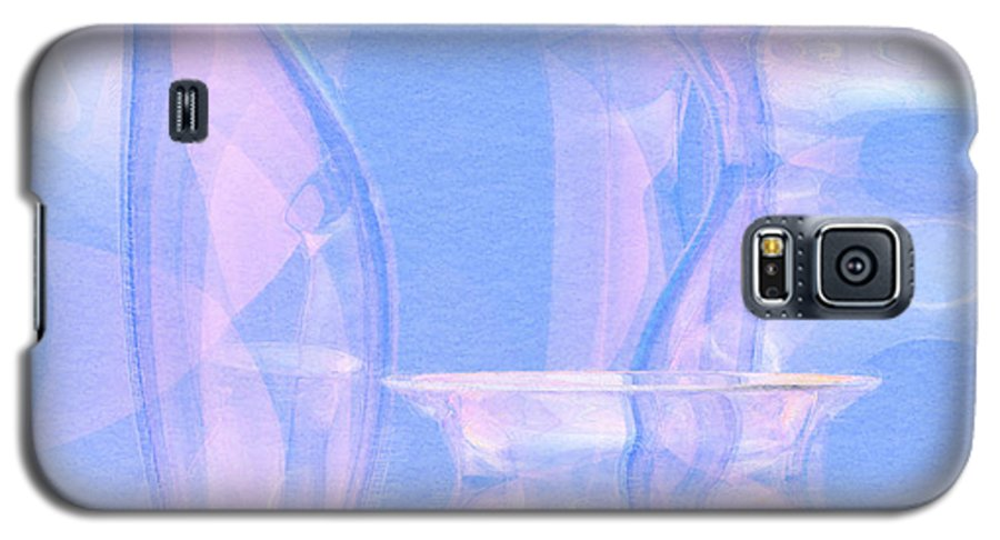 Glass Galaxy S5 Case featuring the photograph Abstract Number 21 by Peter J Sucy
