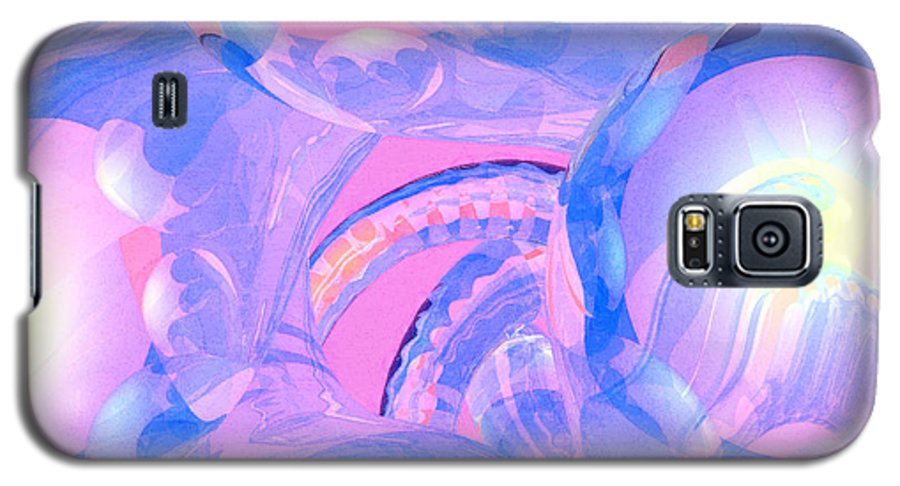 Abstract Galaxy S5 Case featuring the photograph Abstract Number 7 by Peter J Sucy
