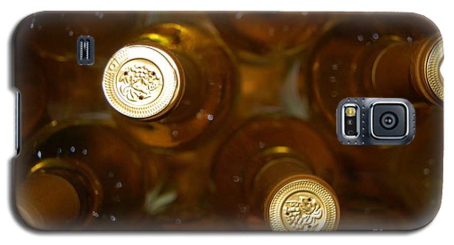 Wine Galaxy S5 Case featuring the photograph Aged Well by Debbi Granruth