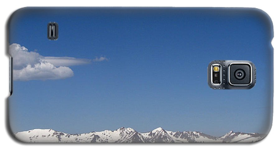 Mountains Galaxy S5 Case featuring the photograph Alpine Tundra Series by Amanda Barcon