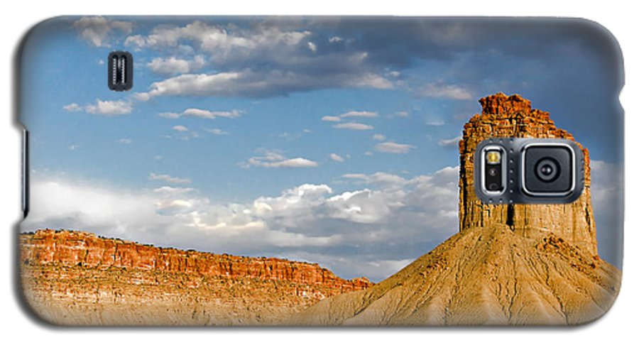 Mountain Galaxy S5 Case featuring the photograph Amazing Mesa Verde Country by Christine Till