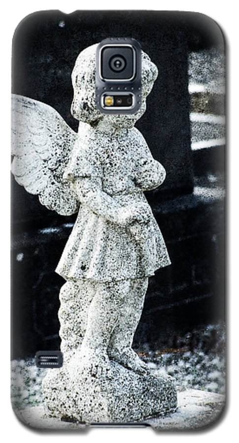 Ireland Galaxy S5 Case featuring the photograph Angel In Roscommon No 3 by Teresa Mucha