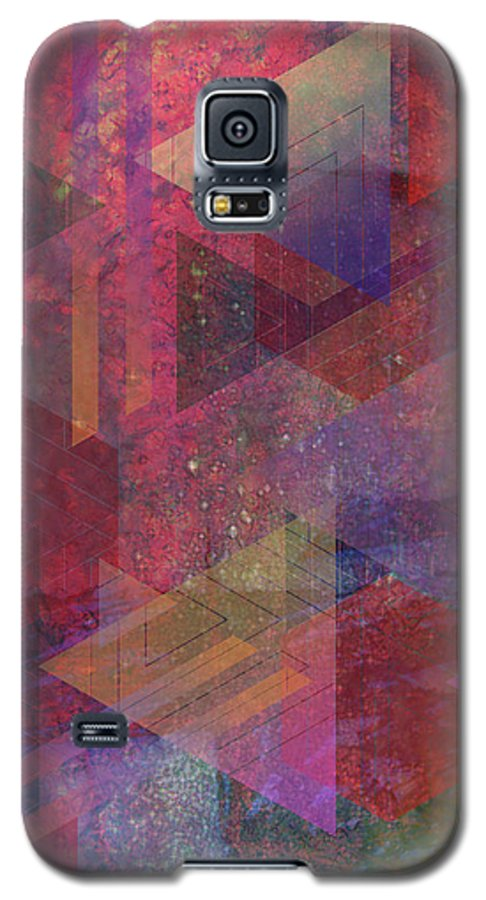 Another Place Galaxy S5 Case featuring the digital art Another Place by John Beck