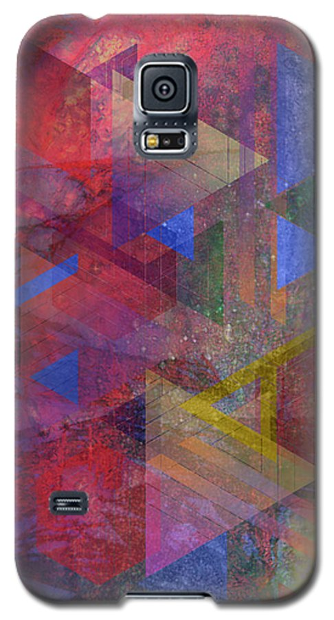Another Time Galaxy S5 Case featuring the digital art Another Time by John Beck