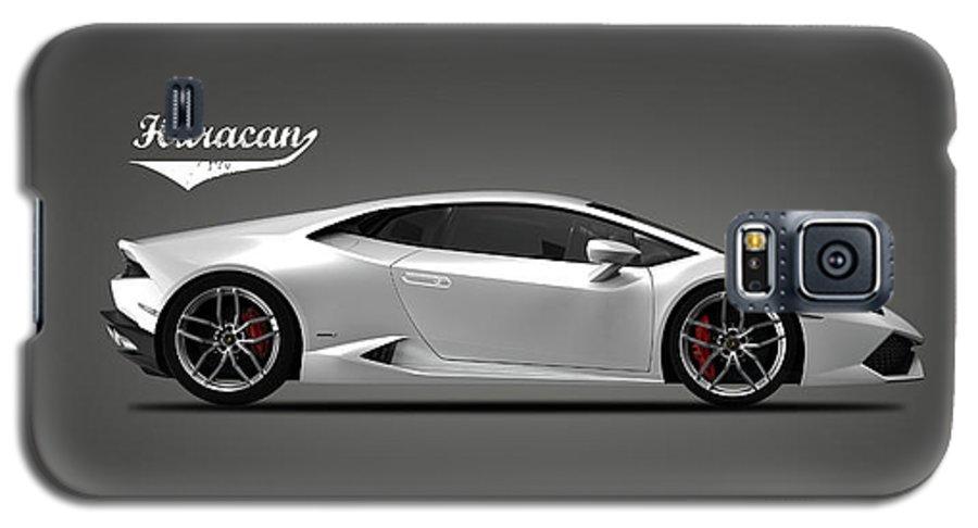 Lamborghini Huracan Galaxy S5 Case For Sale By Mark Rogan