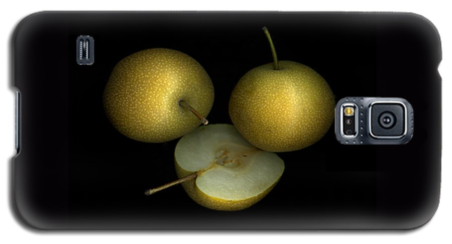 Culinary Galaxy S5 Case featuring the photograph Asian Pears by Christian Slanec