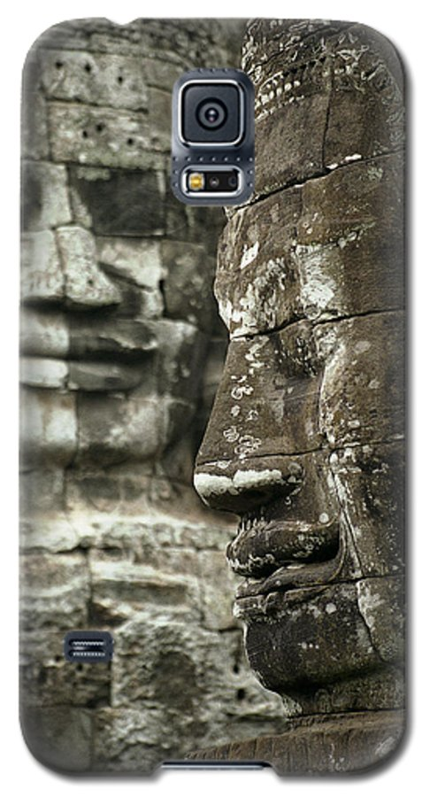 Bayon Galaxy S5 Case featuring the photograph Bayonii by Patrick Klauss