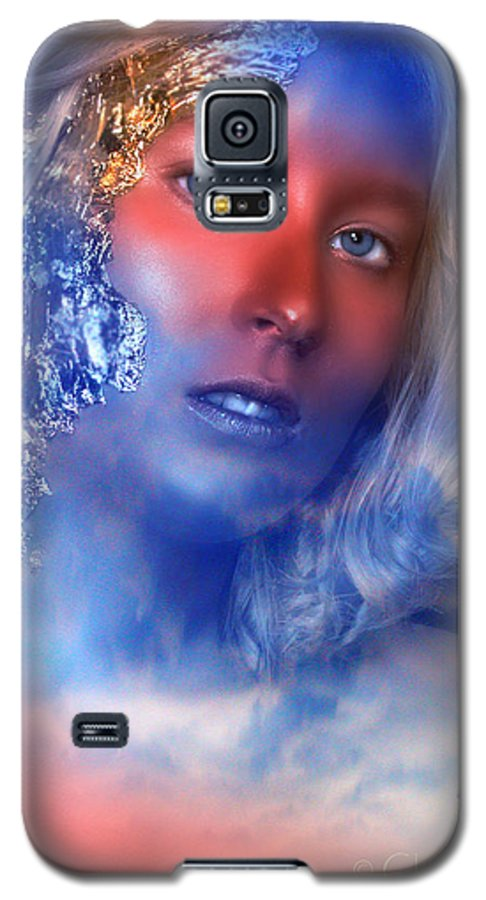 Clay Galaxy S5 Case featuring the photograph Beauty In The Clouds by Clayton Bruster