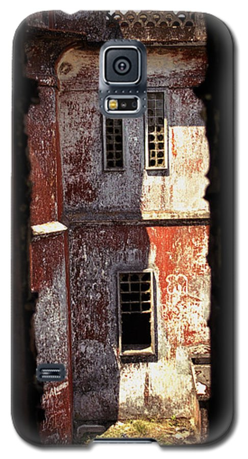 Bokor Galaxy S5 Case featuring the photograph Bokor by Patrick Klauss