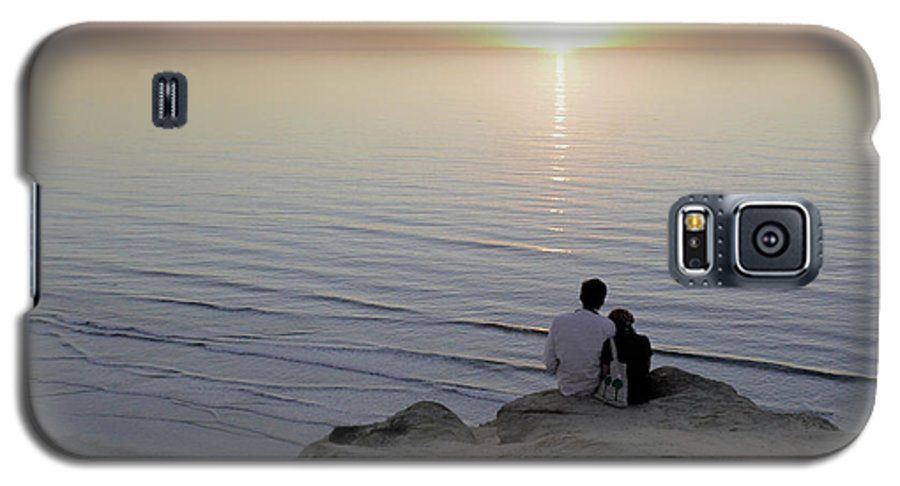 Pacific Galaxy S5 Case featuring the photograph California Dreaming by Christine Till