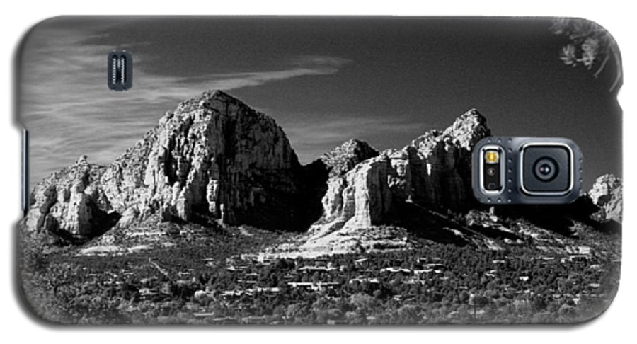 Arizona Galaxy S5 Case featuring the photograph Capital Dome I by Randy Oberg