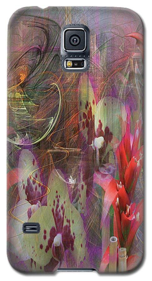 Chosen Ones Galaxy S5 Case featuring the digital art Chosen Ones by John Beck