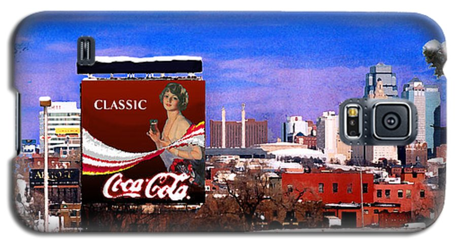 Landscape Galaxy S5 Case featuring the photograph Classic by Steve Karol