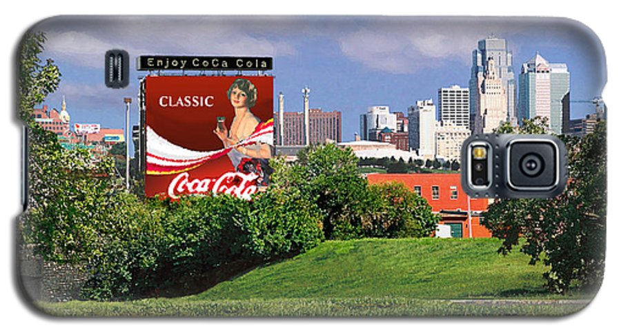 Landscape Galaxy S5 Case featuring the photograph Classic Summer by Steve Karol