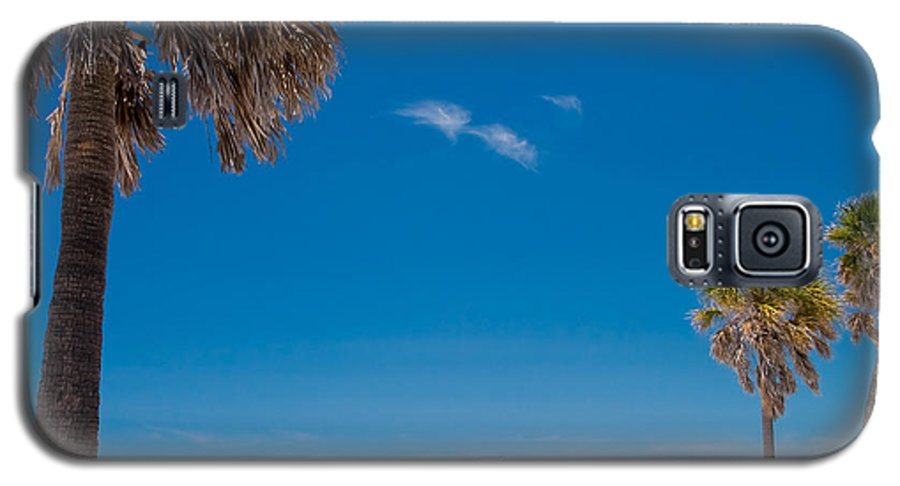 3scape Photos Galaxy S5 Case featuring the photograph Clearwater Beach by Adam Romanowicz