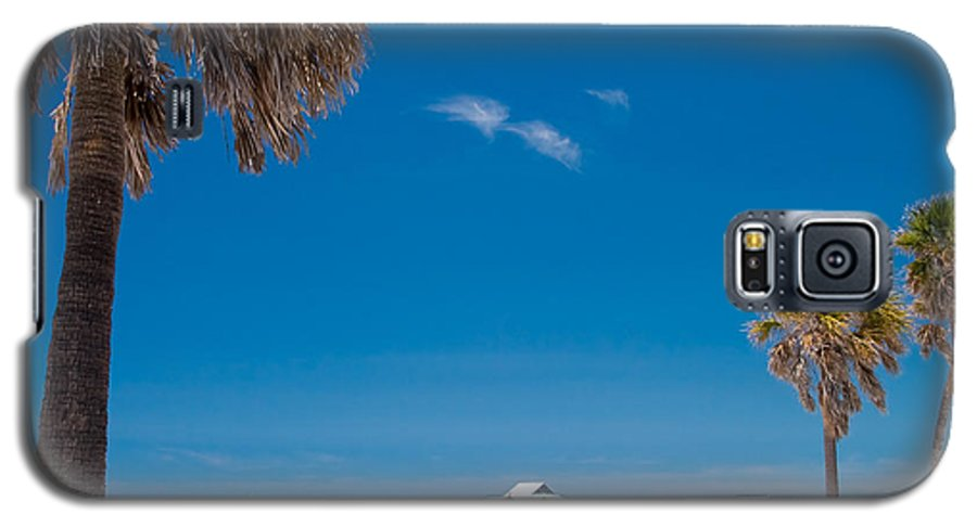 3scape Galaxy S5 Case featuring the photograph Clearwater Beach by Adam Romanowicz