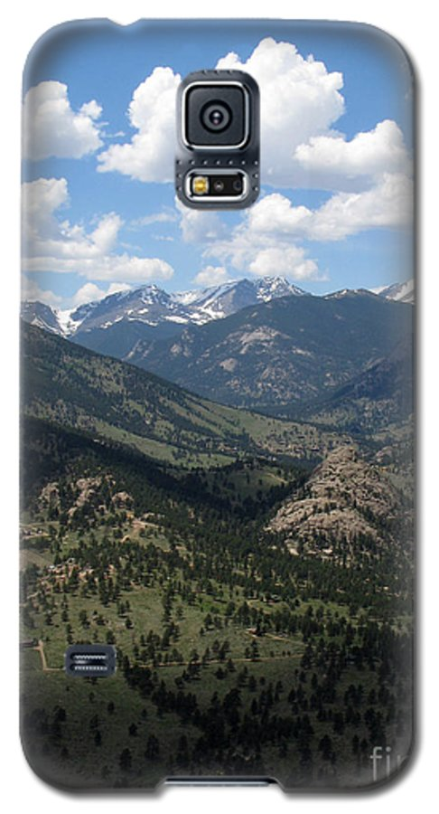 Colorado Galaxy S5 Case featuring the photograph Colorado by Amanda Barcon