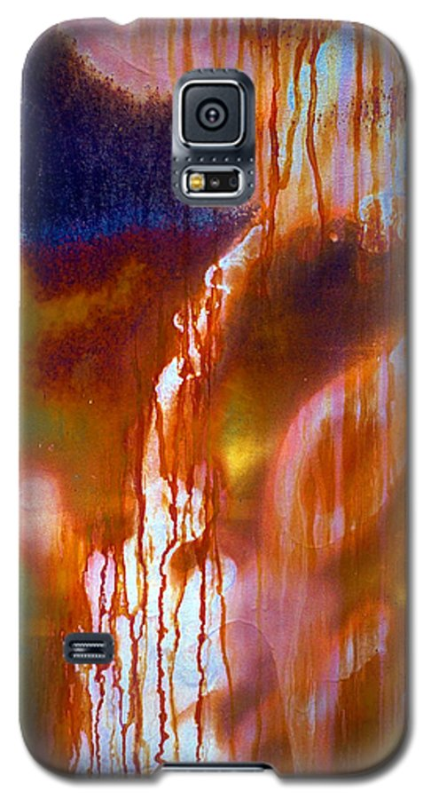 Skip Galaxy S5 Case featuring the photograph Cry Me A River by Skip Hunt