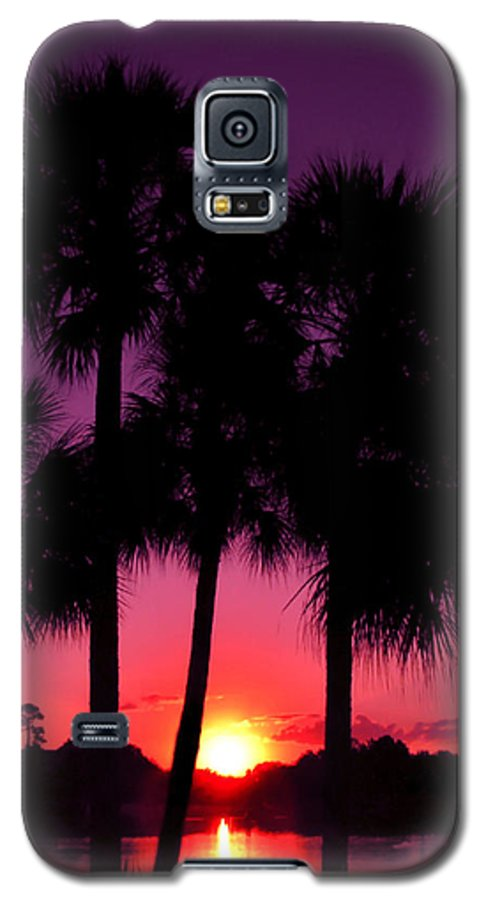 Sunrise Galaxy S5 Case featuring the photograph Dawn Of Another Perfect Day by Kenneth Krolikowski