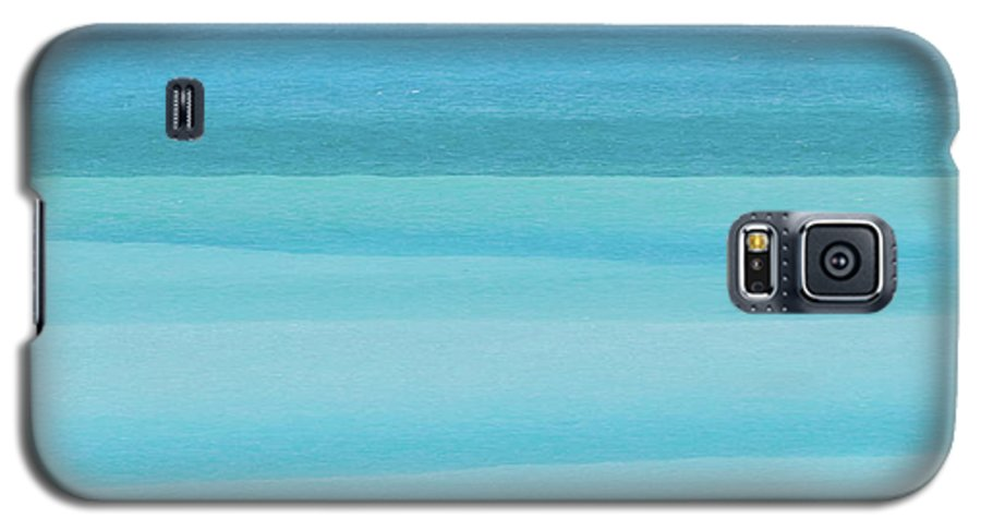 Whitehaven Beach Galaxy S5 Case featuring the photograph Depth Perception by Az Jackson