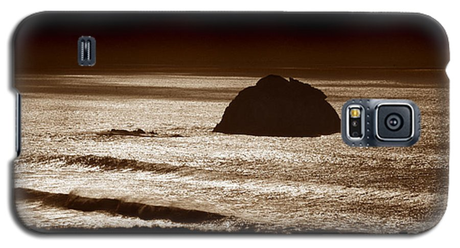 Big Sur Galaxy S5 Case featuring the photograph Drama On Big Sur by Michael Ziegler