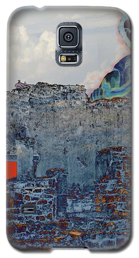 Tulum Ruins Galaxy S5 Case featuring the photograph Dream Of Tulum Ruins by Ann Tracy