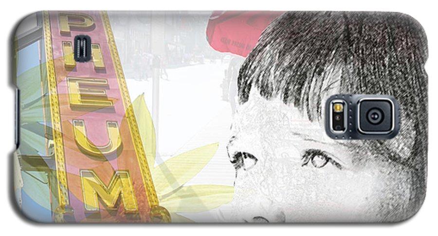 Memphis Galaxy S5 Case featuring the photograph Dreams Of Memphis by Amanda Barcon