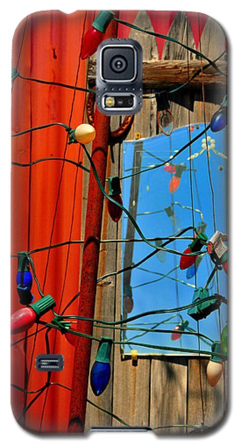 Skip Hunt Galaxy S5 Case featuring the photograph Electric Lady Land by Skip Hunt