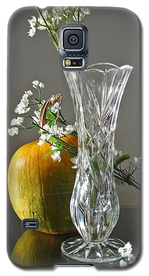 Still Life Galaxy S5 Case featuring the photograph Everlasting Harvest by Shelley Jones