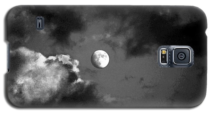 Sky Galaxy S5 Case featuring the photograph Eye In The Sky by Steve Karol
