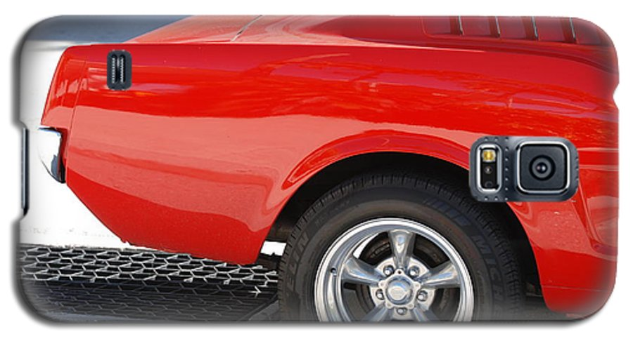 Ford Galaxy S5 Case featuring the photograph Fastback Mustang by Rob Hans