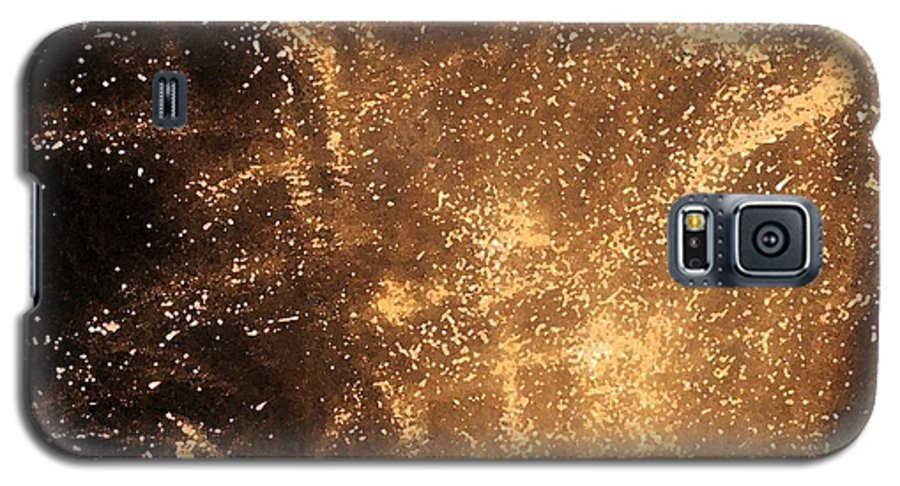 Fireworks Galaxy S5 Case featuring the photograph Fired Up by Debbi Granruth