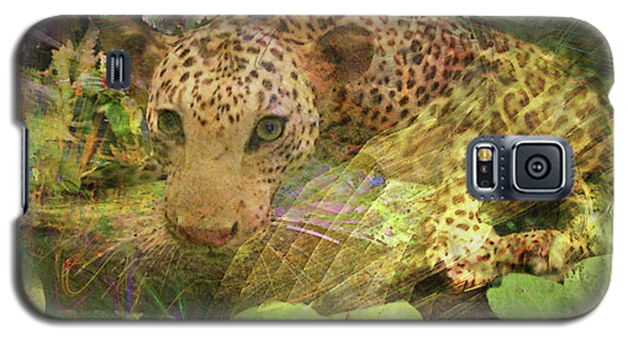 Game Spotting Galaxy S5 Case featuring the digital art Game Spotting by John Beck