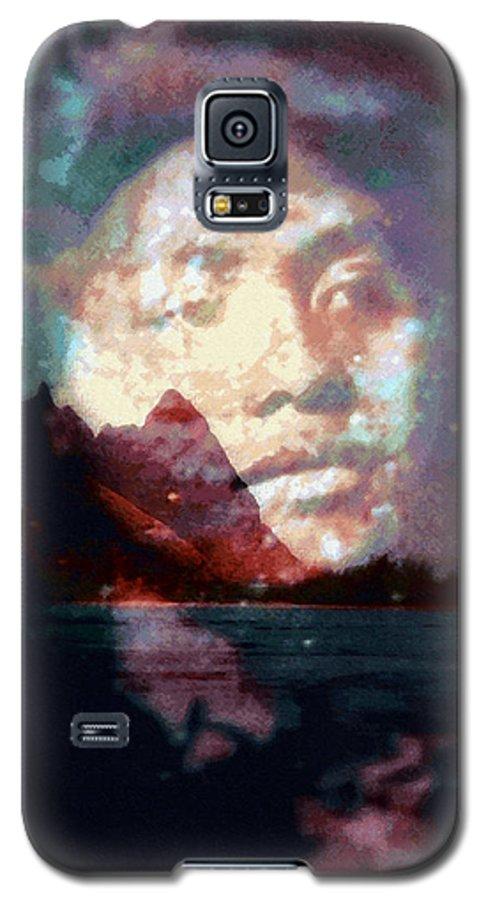 Tropical Interior Design Galaxy S5 Case featuring the photograph Ho Okahiko by Kenneth Grzesik