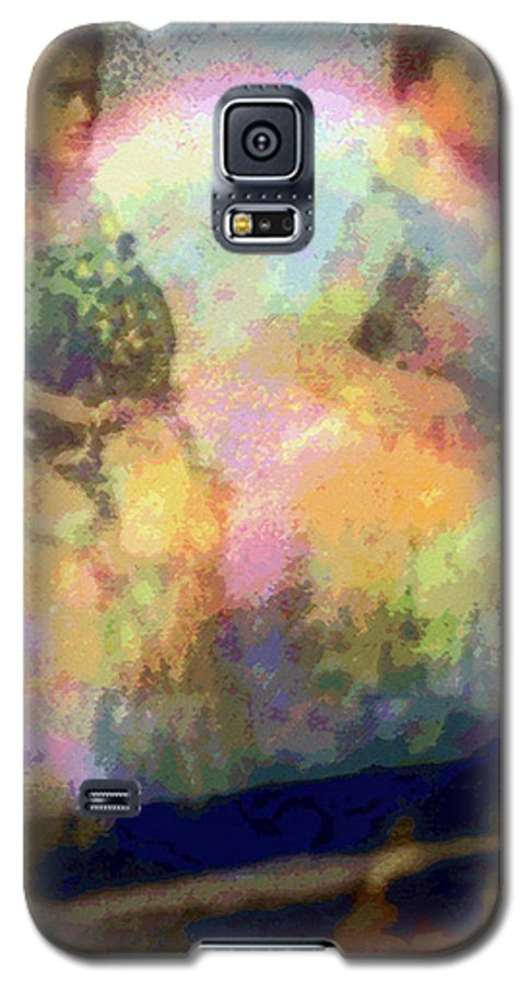 Tropical Interior Design Galaxy S5 Case featuring the photograph Hula Waiona by Kenneth Grzesik