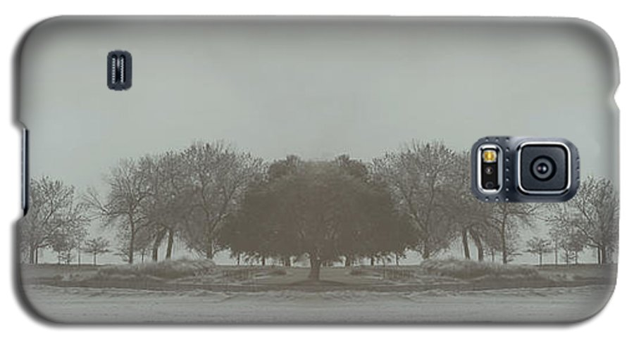 Landscape Galaxy S5 Case featuring the photograph I Will Walk You Home by Dana DiPasquale