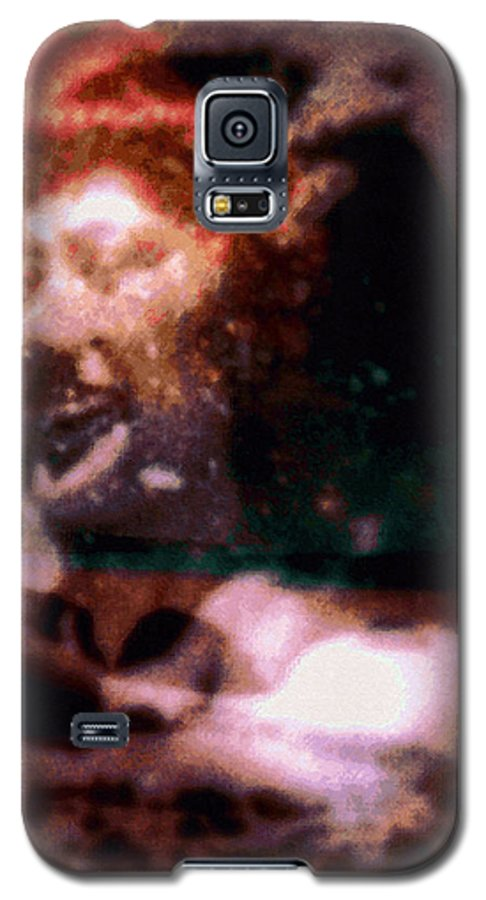 Tropical Interior Design Galaxy S5 Case featuring the photograph Kahua O Malio by Kenneth Grzesik