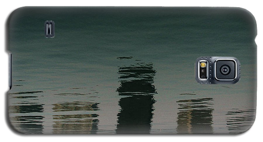 Lake Galaxy S5 Case featuring the photograph Lonely Soul by Dana DiPasquale