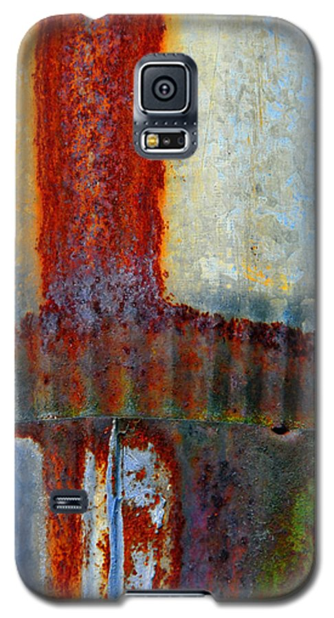 Skip Hunt Galaxy S5 Case featuring the photograph Magma by Skip Hunt