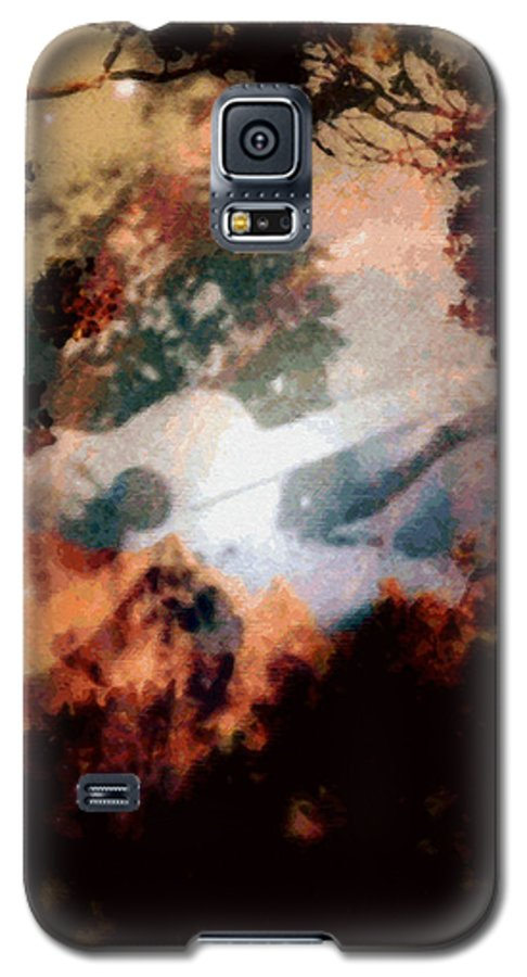 Tropical Interior Design Galaxy S5 Case featuring the photograph Mele Ho Oipoipo by Kenneth Grzesik