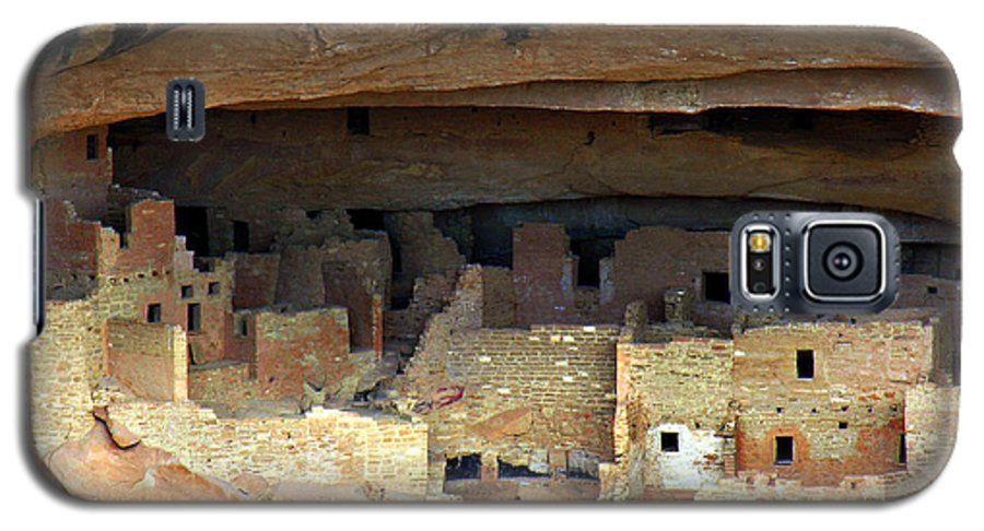 Americana Galaxy S5 Case featuring the photograph Mesa Verde by Marilyn Hunt