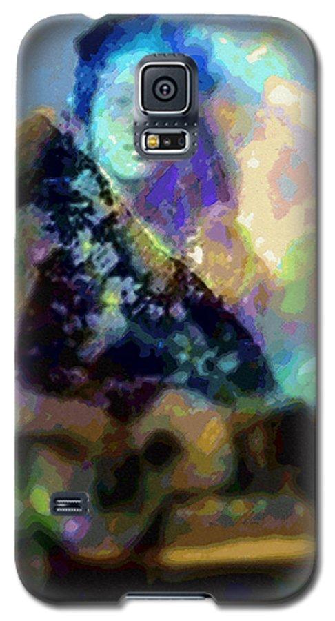 Tropical Interior Design Galaxy S5 Case featuring the photograph Moe Uhane Haili Moe by Kenneth Grzesik