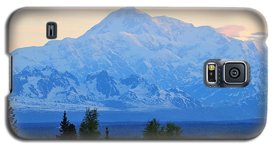 Mount Mckinley Galaxy S5 Case featuring the photograph Mount Mckinley by Keith Gondron