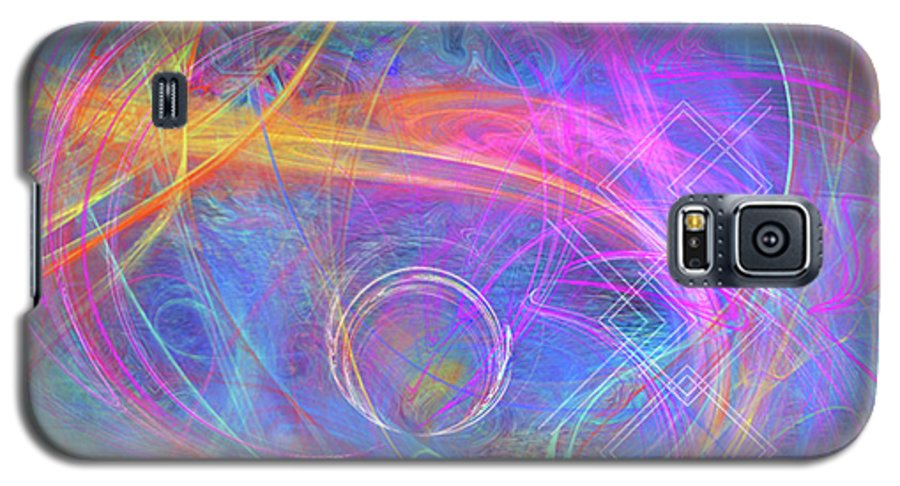 Mystic Beginning Galaxy S5 Case featuring the digital art Mystic Beginning by John Beck