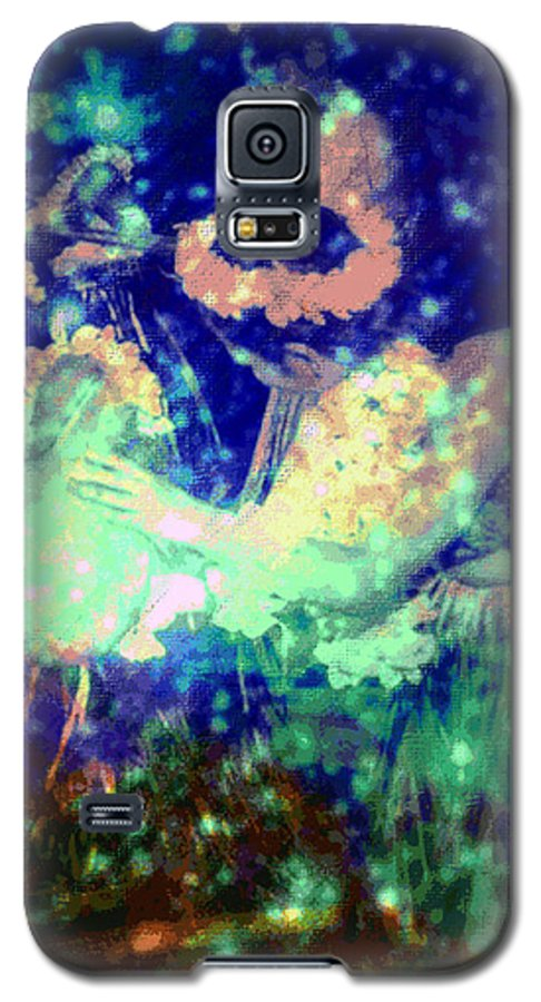 Tropical Interior Design Galaxy S5 Case featuring the photograph Pa by Kenneth Grzesik