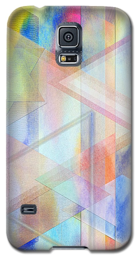 Pastoral Moment Galaxy S5 Case featuring the digital art Pastoral Moment by John Beck