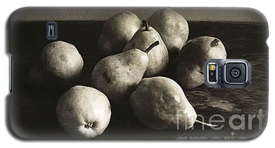 Pears Galaxy S5 Case featuring the photograph Pears by Michael Ziegler