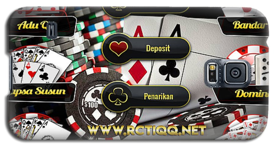 Rctiqq Com Agen Judi Poker Dominoqq Bandarq Sakong Online Terpercaya Indonesia Galaxy S5 Case For Sale By Rctiqq 7 Games Dalam 1 User Id